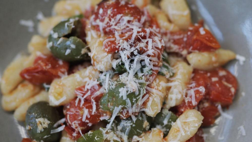 Image ofGnocchi Sardi with Roast Tomato Sauce