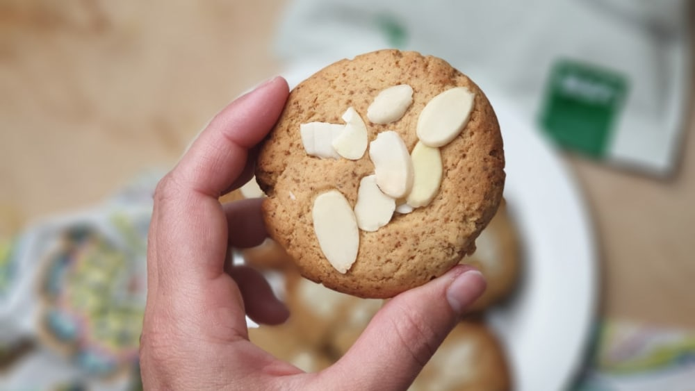 Image ofHoney Almond Cookies