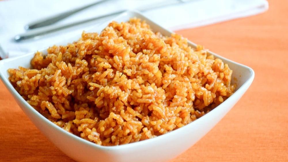 Image ofJollof rice