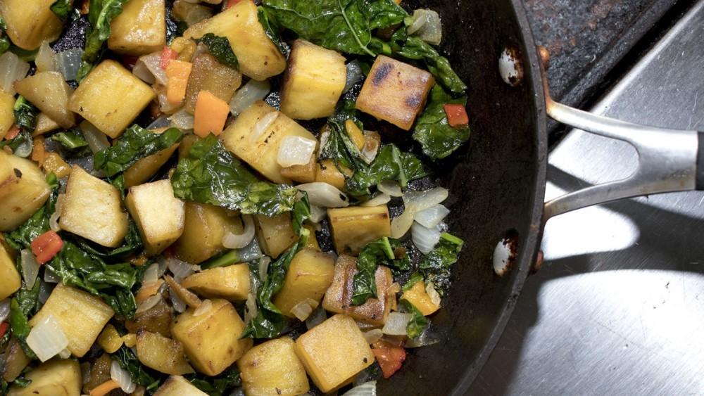 Image of Easy ʻUlu Vegetable Stir Fry