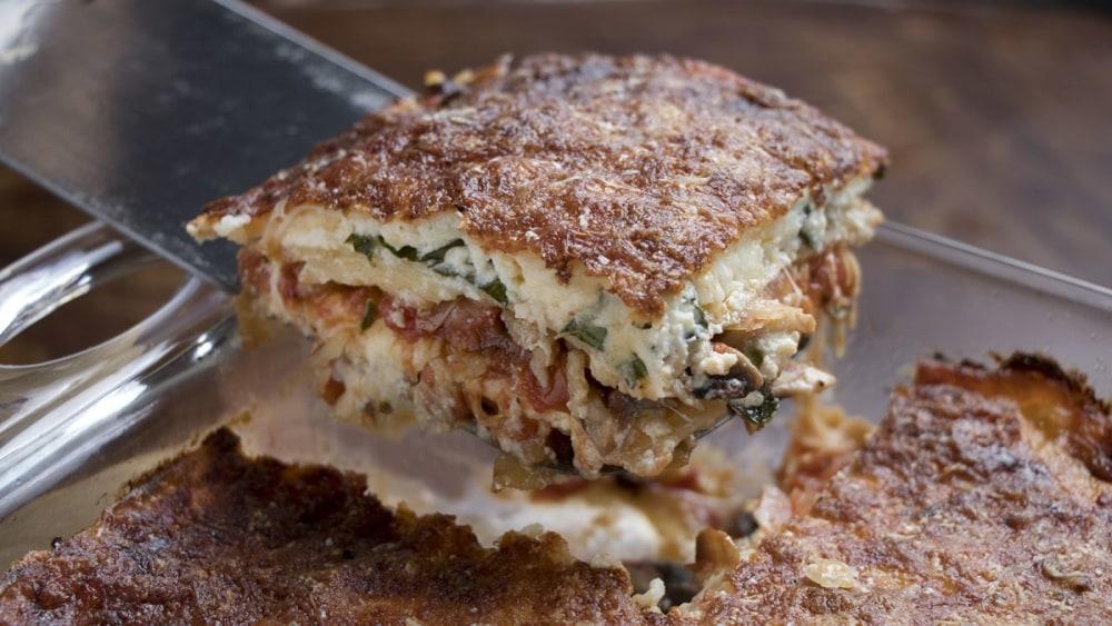 Image of Easy Homemade 'Ulu Lasagna