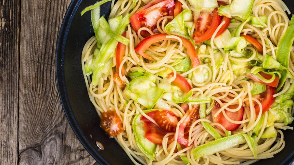 Image of Spaghetti Salad: A Sunny Summer Recipe
