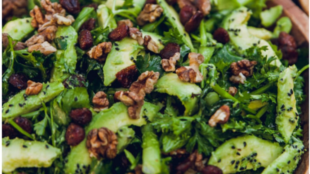 Image of The Perfect, Flexible, Year-Round Green Salad