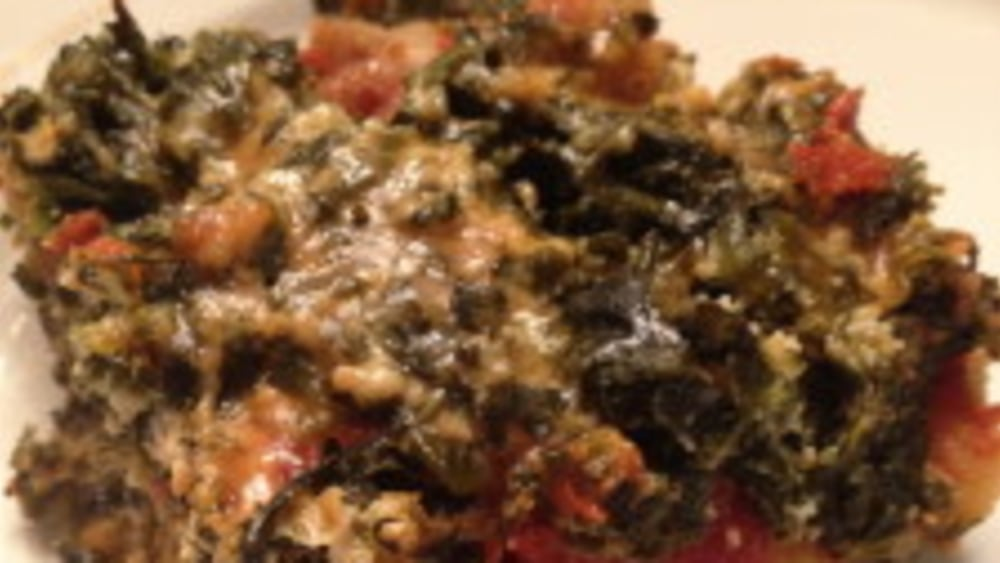 Image ofSlow-Cooker/Crock Pot --  Spinach and Ricotta Lasagna Recipe