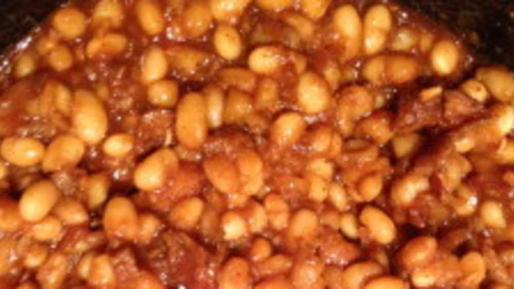 Image ofPicnic-Perfect Baked Beans -- Crock Pot - Slow Cooker Recipe