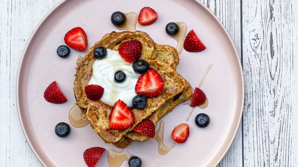 Image ofProtein French Toast
