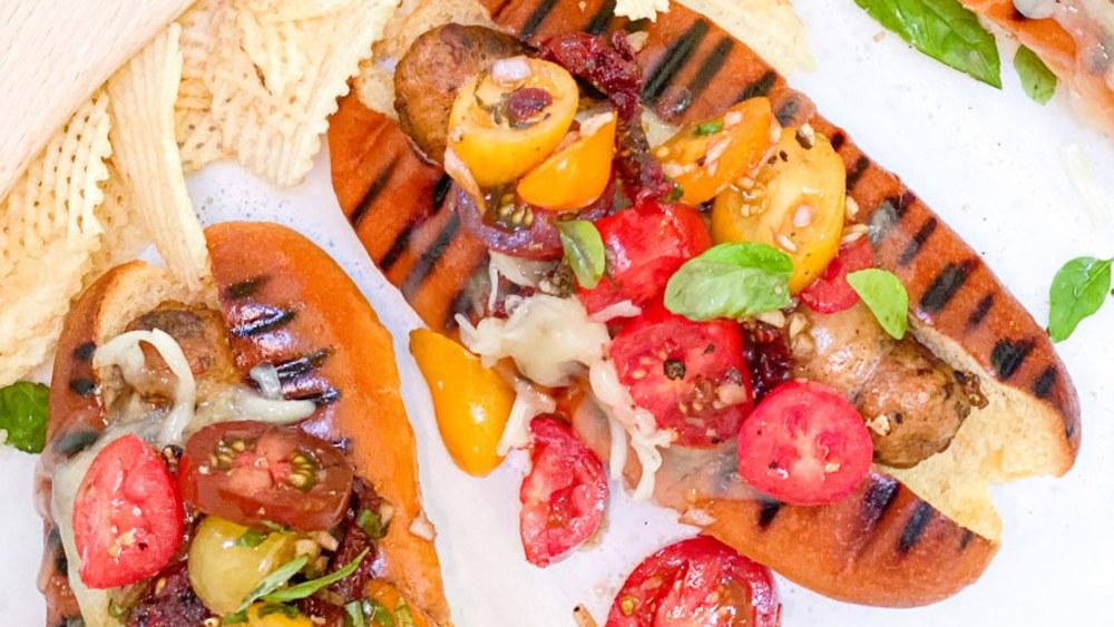 Image of Bruschetta Chicken Sausage