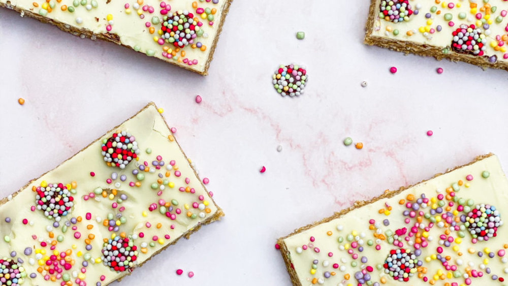Image ofBirthday Cake Protein Bars