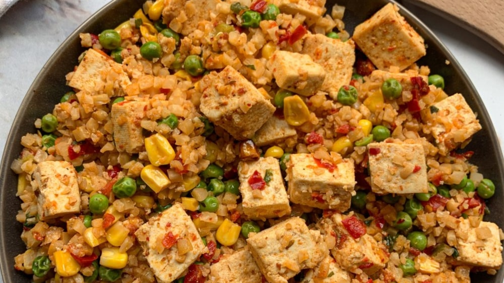 Image ofSweet & Spicy Tofu Stir Fry