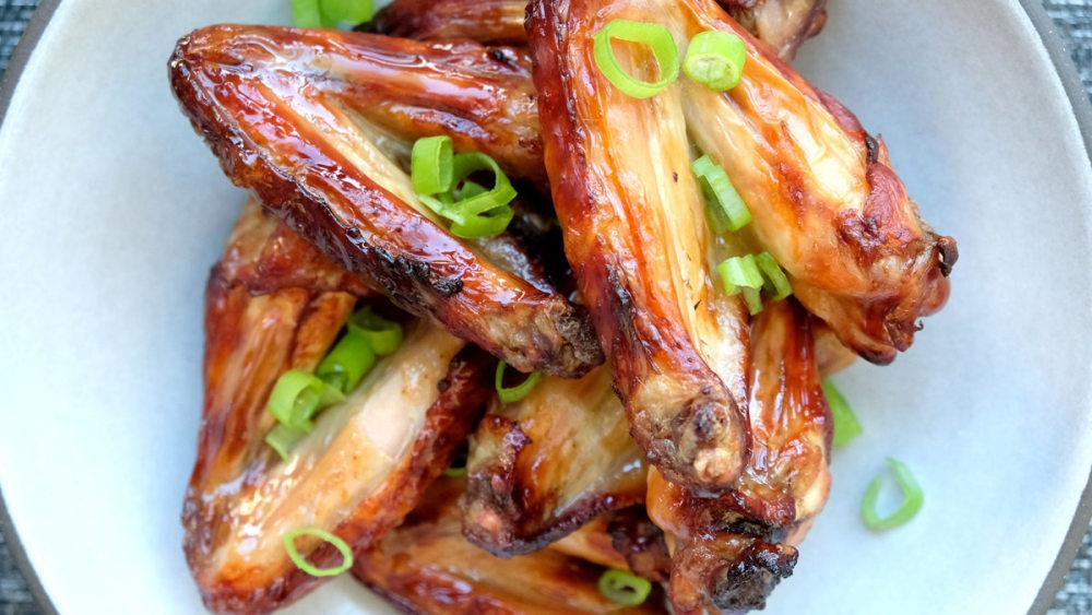 Image of Korean-Inspired Low FODMAP Chicken Wings