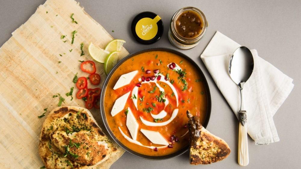 Image ofSimple tikka masala recipe
