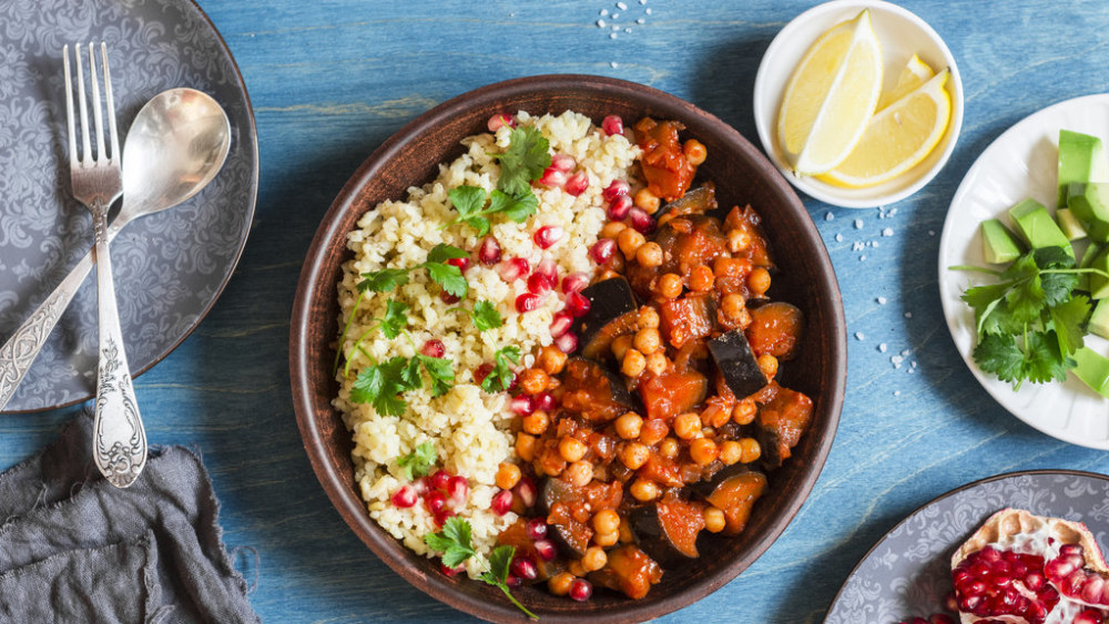 Image of Eggplant Tagine: A Moroccan-Inspired Recipe