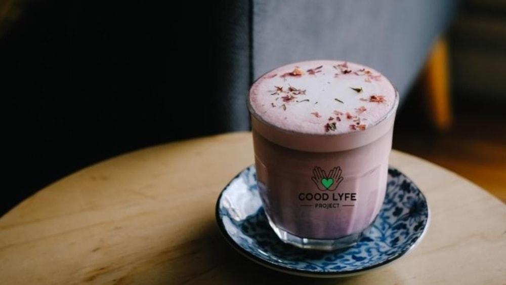 Image of Ashwagandha Strawberry Milk