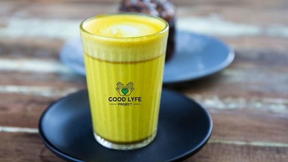 Image of Ashwagandha Turmeric Latte