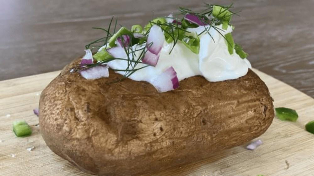 Image ofSmoked Loaded Potato