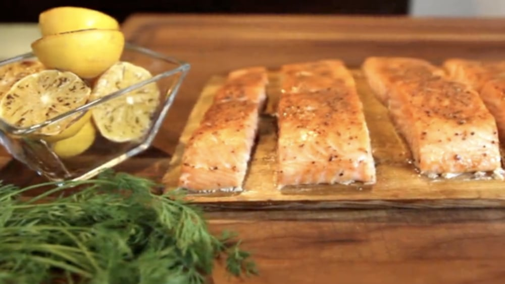 Image ofCedar Plank Salmon