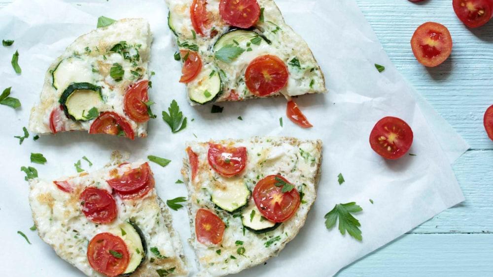 Image ofOmelette | Zucchini & Tomaten