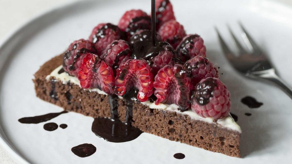 Image ofKuchen | Schokolade, Himbeer