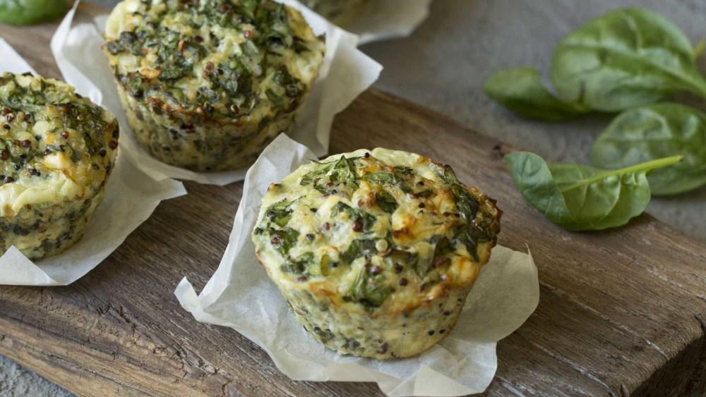 Image ofMuffin | Spinat, Quinoa, Feta