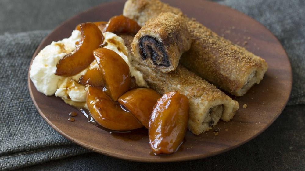 Image ofFrenchtoast | Schokolade, Aprikose, Toast