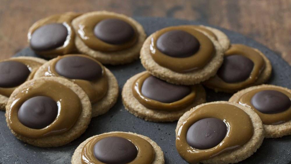 Image ofKekse | Karamell, Schokolade, Hafer