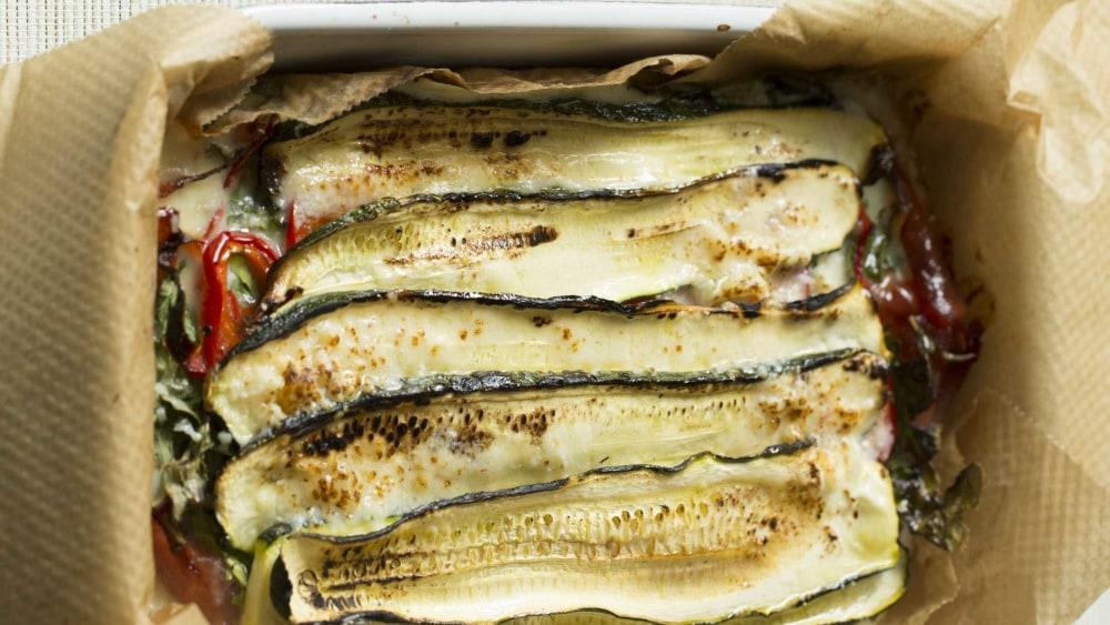 Image ofLasagne | Zucchini, Rucola, Schinken
