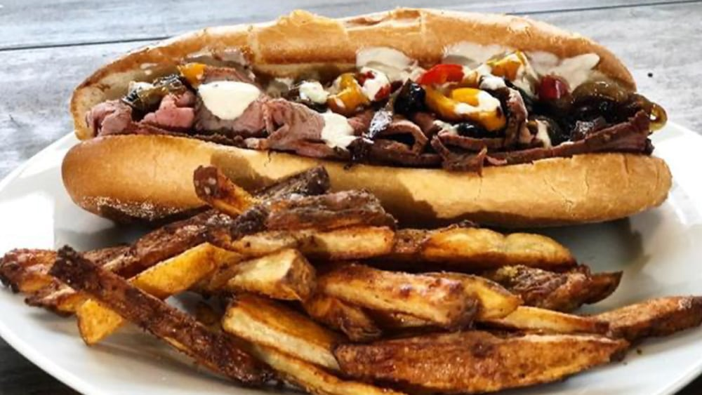 Image ofBottom Round Roast Beef Sandwiches