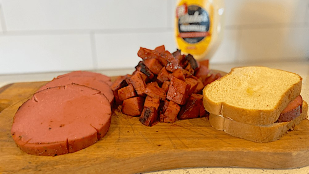 Image ofSmoked Bologna & Burnt Ends