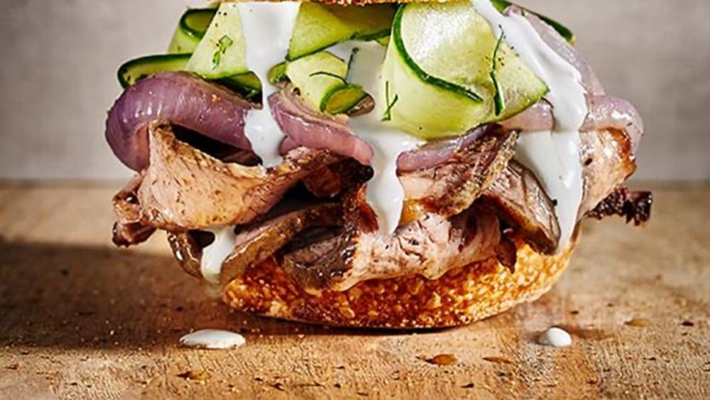 Image ofBrisket Sandwich
