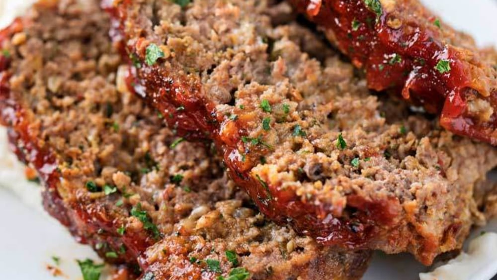 Image ofSPICY BBQ MEATLOAF