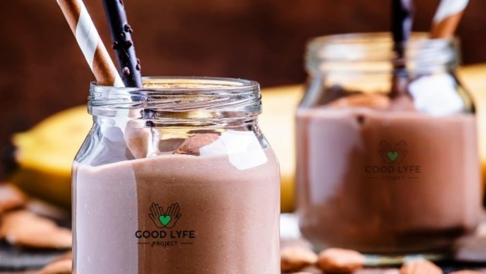 Image of Moringa Cocoa Smoothie - For a Supercharged Morning