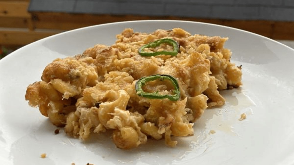 Image ofSmoked Jalapeno Popper Mac N' Cheese