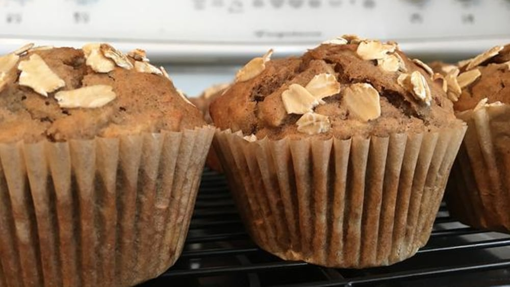 Image ofGluten Free Apple Spicy Muffins