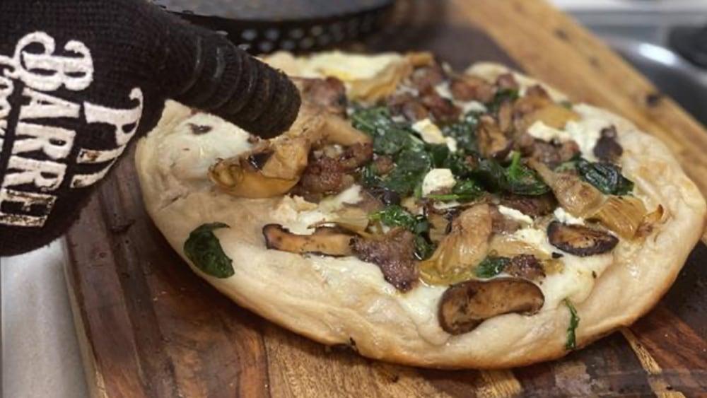 Image ofEasy Gourmet Pizza