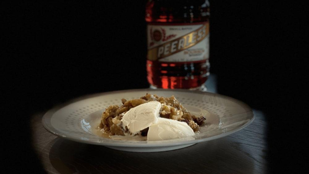 Image ofBrowned Butter Apple Bourbon Crisp