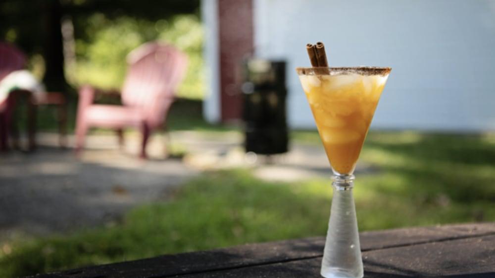 Image ofPumpkin Bourbon Cocktail