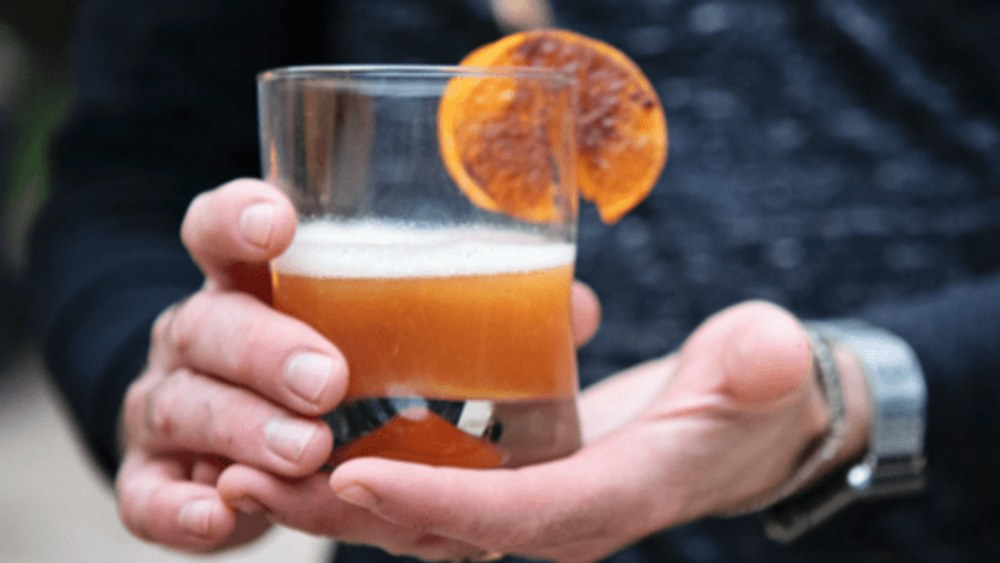 Image ofMaple Man Cocktail