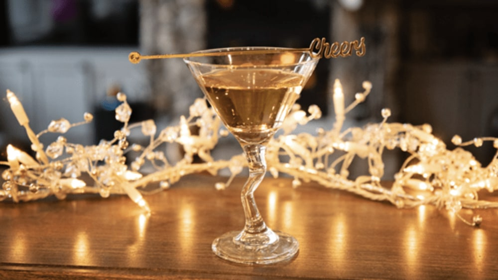 Image ofButterscotch Martini