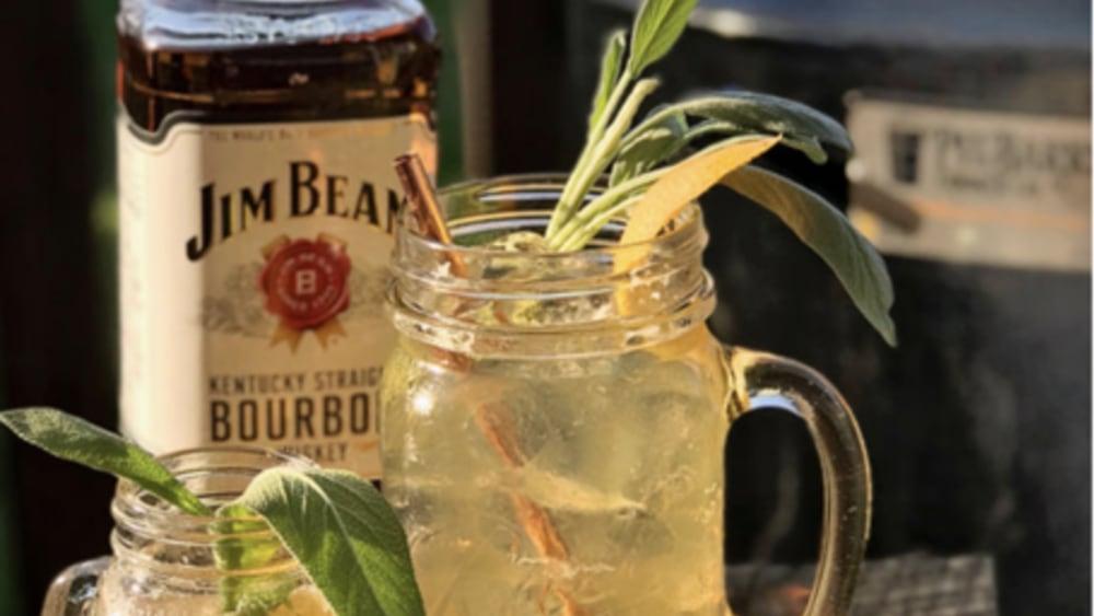 Image ofHoney Bear Bourbon Cocktail