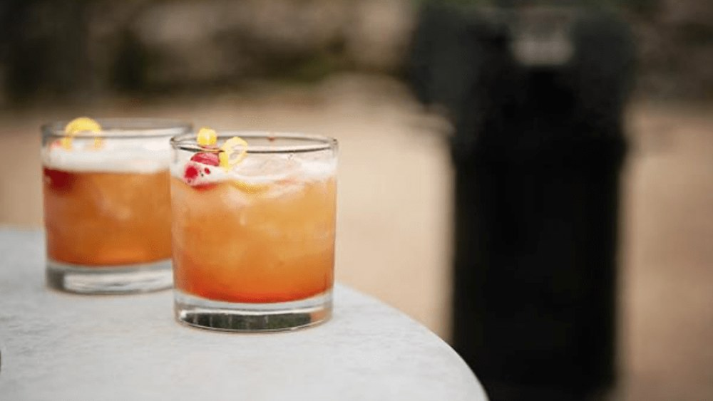 Image ofNew York Whiskey Sour Cocktail