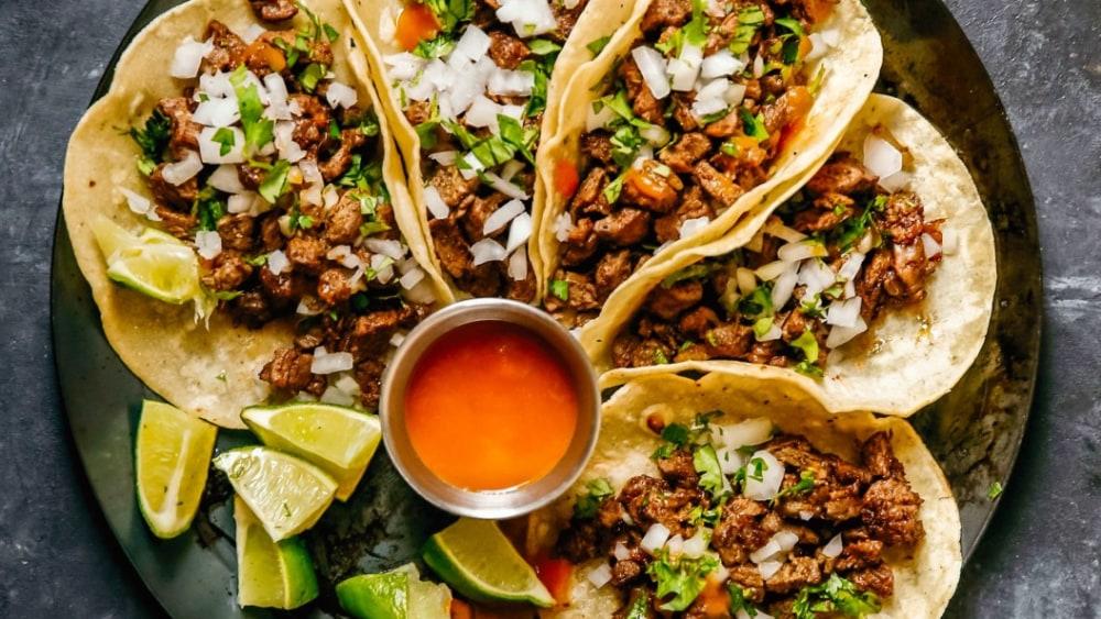 Image ofCarne Asada Spicy Street Tacos