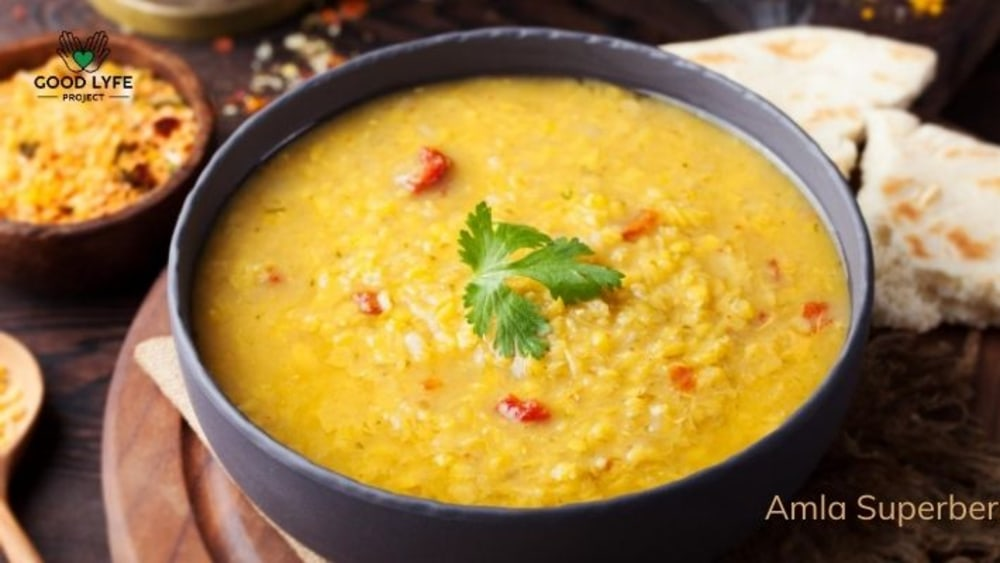 Image of Amla Dal - The Lentil with a Twist