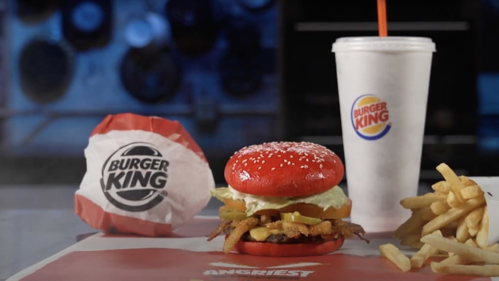 Image ofBurger King Angriest Whopper Recipe