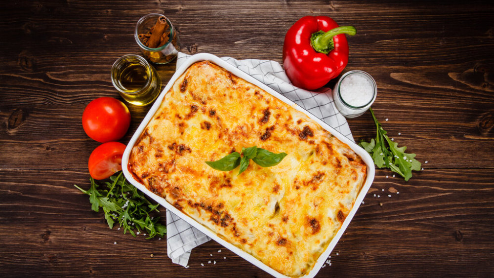 Image of Lasagna Casserole - Easy (But Delicious!)