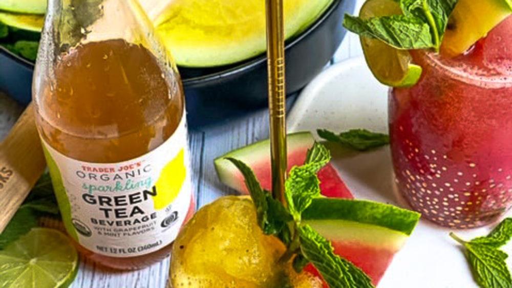 Image ofWatermelon Mint Tea Chiller