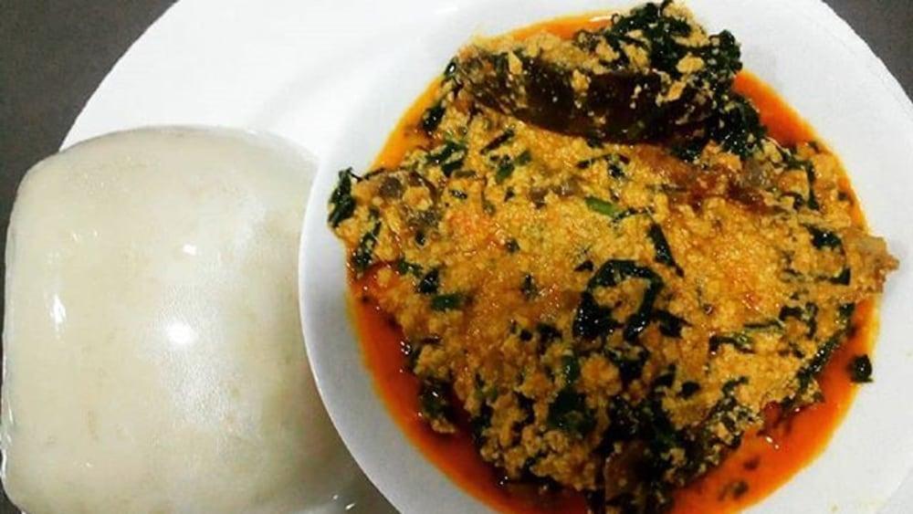 Image of Egusi Soup
