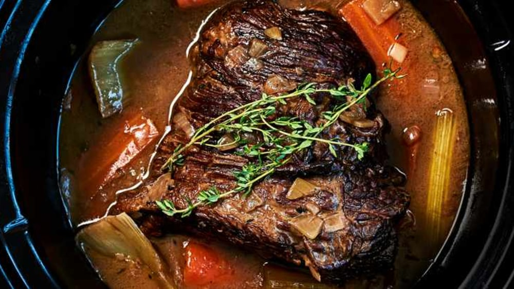 Image ofOur Favorite Grass Fed Beef Brisket Recipe