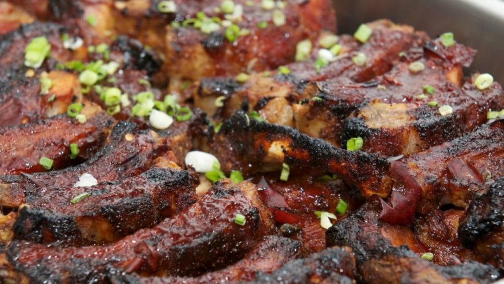Image ofShort Cut Jerk Pork Ribs