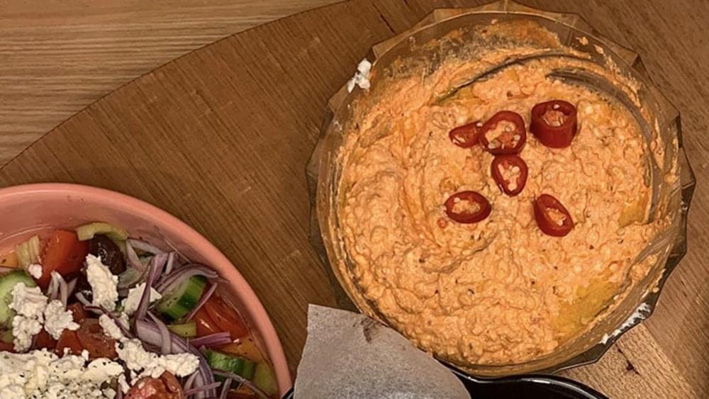 Image ofWhipped Spicy Feta Dip – Tirokafteri