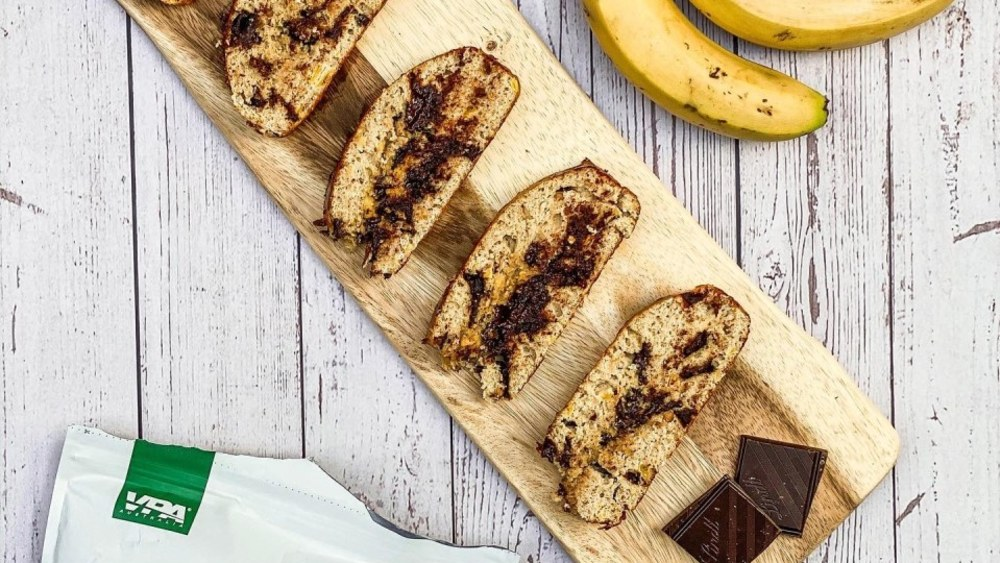 Image ofChoc Protein Banana Bread